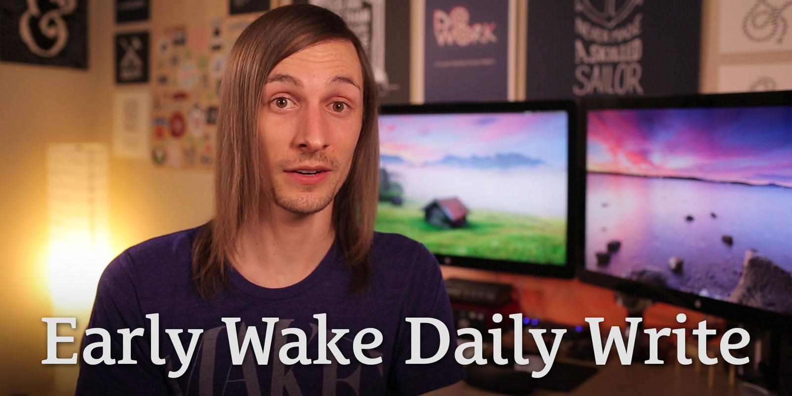 Early Wake Daily Write